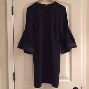 NWT Banana Republic Navy Dress